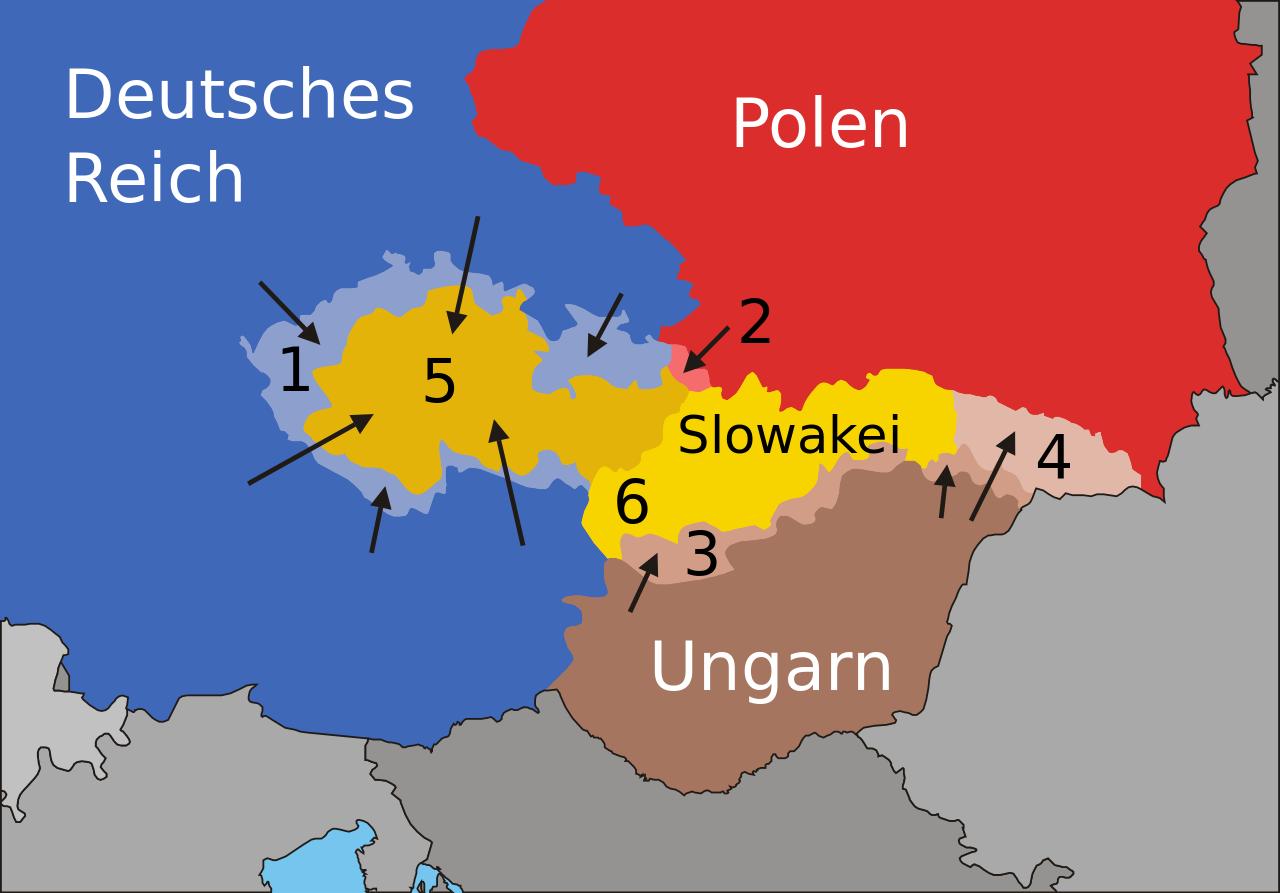 Das Münchner Abkommen